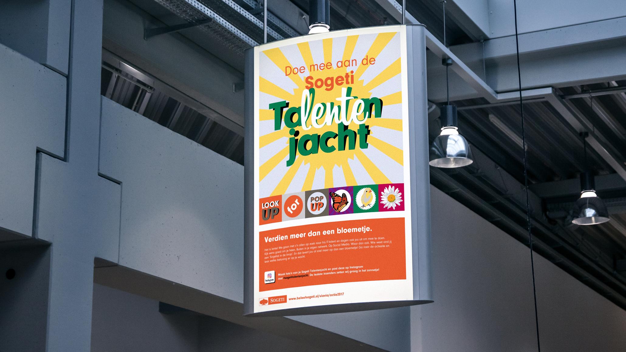 Talentenjacht Poster